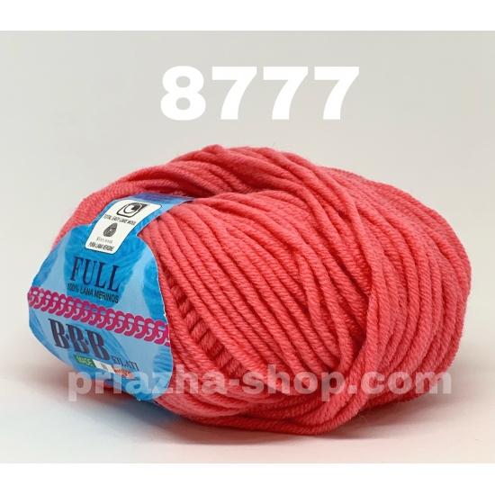 """пряжа bbb full 8777 ( ббб фулл ) для вязания шапочек, джемперов, кардиганов, шарфиков, перчаток, различных аксессуаров - купить в украине в интернет-магазине """"пряжа-shop"""" 2394 priazha-shop.com 2"""