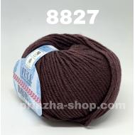 """пряжа bbb full 8947 ( ббб фулл ) для вязания шапочек, джемперов, кардиганов, шарфиков, перчаток, различных аксессуаров - купить в украине в интернет-магазине """"пряжа-shop"""" 2414 priazha-shop.com 24"""