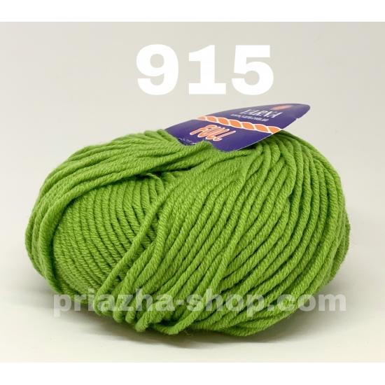 """пряжа bbb full 915 ( ббб фулл ) для вязания шапочек, джемперов, кардиганов, шарфиков, перчаток, различных аксессуаров - купить в украине в интернет-магазине """"пряжа-shop"""" 2423 priazha-shop.com 2"""