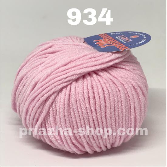 """пряжа bbb full 934 ( ббб фулл ) для вязания шапочек, джемперов, кардиганов, шарфиков, перчаток, различных аксессуаров - купить в украине в интернет-магазине """"пряжа-shop"""" 3414 priazha-shop.com 2"""