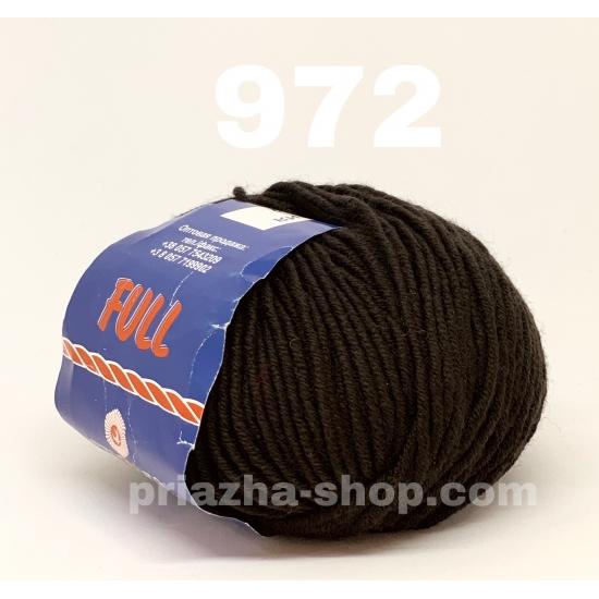"""пряжа bbb full 972 ( ббб фулл ) для вязания шапочек, джемперов, кардиганов, шарфиков, перчаток, различных аксессуаров - купить в украине в интернет-магазине """"пряжа-shop"""" 2454 priazha-shop.com 2"""