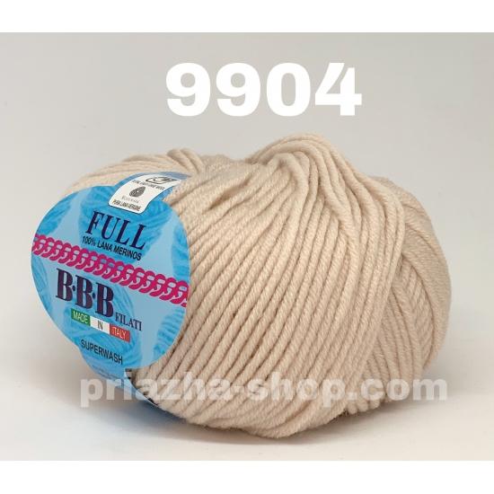 """пряжа bbb full 9904 ( ббб фулл ) для вязания шапочек, джемперов, кардиганов, шарфиков, перчаток, различных аксессуаров - купить в украине в интернет-магазине """"пряжа-shop"""" 2404 priazha-shop.com 2"""