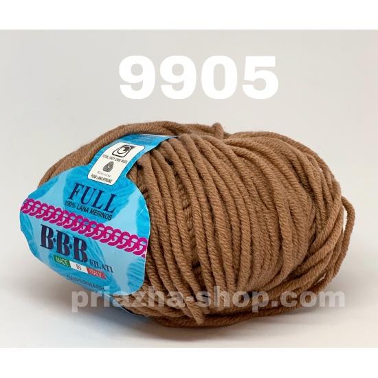 """пряжа bbb full 9905 ( ббб фулл ) для вязания шапочек, джемперов, кардиганов, шарфиков, перчаток, различных аксессуаров - купить в украине в интернет-магазине """"пряжа-shop"""" 2433 priazha-shop.com 2"""