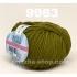 """пряжа bbb full 9963 ( ббб фулл ) для вязания шапочек, джемперов, кардиганов, шарфиков, перчаток, различных аксессуаров - купить в украине в интернет-магазине """"пряжа-shop"""" 2420 priazha-shop.com 29"""