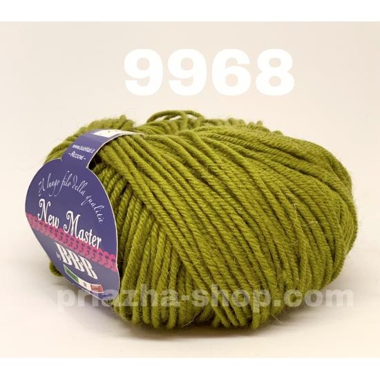 """пряжа bbb new master 9968 ( ббб нью мастер ) для вязания шапочек, джемперов, кардиганов, шарфиков, перчаток, и различных аксессуаров - купить в украине в интернет-магазине """"пряжа-shop"""" 2675 priazha-shop.com 2"""