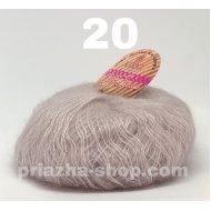 """пряжа bbb soft dream 59 ( ббб софт дрим ) для вязания шалей, палантинов, платков, накидок, тонких ажурных пуловеров - купить в украине в интернет-магазине """"пряжа-shop"""" 2468 priazha-shop.com 29"""
