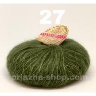 """пряжа alize superlana tig 21 ( ализе суперлана тиг ) для вязания плотных свитерков и жилеток, шапок, тапочек, варежек, шарфиков и различных осенне-зимних аксессуаров - купить в украине в интернет-магазине """"пряжа-shop"""" 1630 priazha-shop.com 23"""