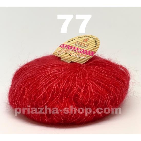 """пряжа bbb soft dream 77 ( ббб софт дрим ) для вязания шалей, палантинов, платков, накидок, тонких ажурных пуловеров - купить в украине в интернет-магазине """"пряжа-shop"""" 2516 priazha-shop.com 2"""