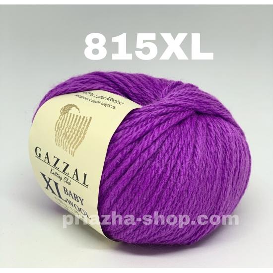 Gazzal Baby Wool XL 815
