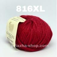 """пряжа gazzal baby wool xl 802 ( газзал беби вул хл ) для вязания теплой и оригинальной одежды детям и взрослым красивых и ярких оттенков - купить в украине в интернет-магазине """"пряжа-shop"""" 1035 priazha-shop.com 18"""