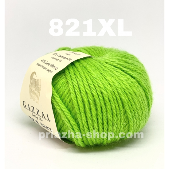 Gazzal Baby Wool XL 821