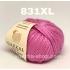 """пряжа gazzal baby wool xl 831 ( газзал беби вул хл ) для вязания теплой и оригинальной одежды детям и взрослым красивых и ярких оттенков - купить в украине в интернет-магазине """"пряжа-shop"""" 1037 priazha-shop.com 30"""