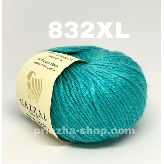 Gazzal Baby Wool XL 832