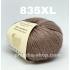 """пряжа gazzal baby wool xl 835 ( газзал беби вул хл ) для вязания теплой и оригинальной одежды детям и взрослым красивых и ярких оттенков - купить в украине в интернет-магазине """"пряжа-shop"""" 1054 priazha-shop.com 25"""