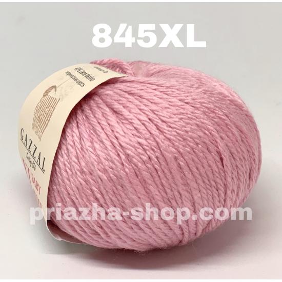 """пряжа gazzal baby wool xl 845 ( газзал беби вул хл ) для вязания теплой и оригинальной одежды детям и взрослым красивых и ярких оттенков - купить в украине в интернет-магазине """"пряжа-shop"""" 3510 priazha-shop.com 2"""