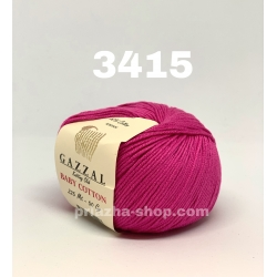 Gazzal Baby Cotton 3415