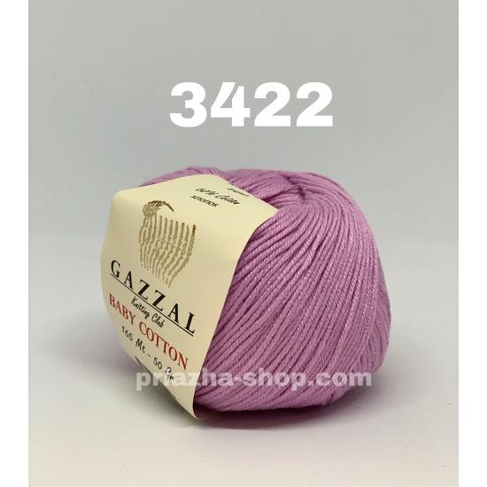"""пряжа gazzal baby cotton 3422 ( газзал беби коттон ) для вязания одежды взрослым и детям, ажурных изделий, игрушек и аксессуаров необъятной цветовой палитры - купить в украине в интернет-магазине """"пряжа-shop"""" 587 priazha-shop.com 2"""