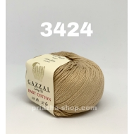 Gazzal Baby Cotton 3424