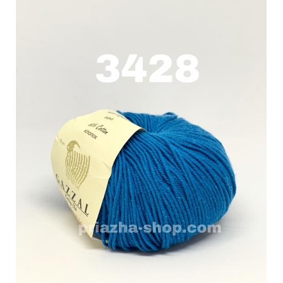 """пряжа gazzal baby cotton 3428 ( газзал беби коттон ) для вязания одежды взрослым и детям, ажурных изделий, игрушек и аксессуаров необъятной цветовой палитры - купить в украине в интернет-магазине """"пряжа-shop"""" 604 priazha-shop.com 2"""