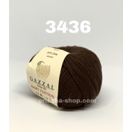 Gazzal Baby Cotton 3436