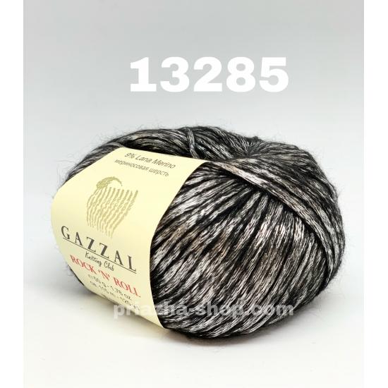 """пряжа gazzal rock'n roll 13285 ( газзал рок-н-рол ) для вязания теплой одежды взрослым и детям невообразимых оттенков - купить в украине в интернет-магазине """"пряжа-shop"""" 573 priazha-shop.com 2"""