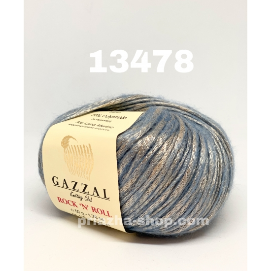 Gazzal Rock'n Roll 13478