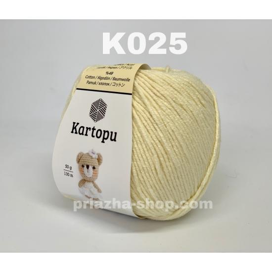 Kartopu Amigurumi K025