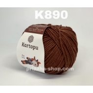 Kartopu Amigurumi K890