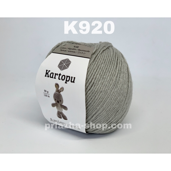 Kartopu Amigurumi K920