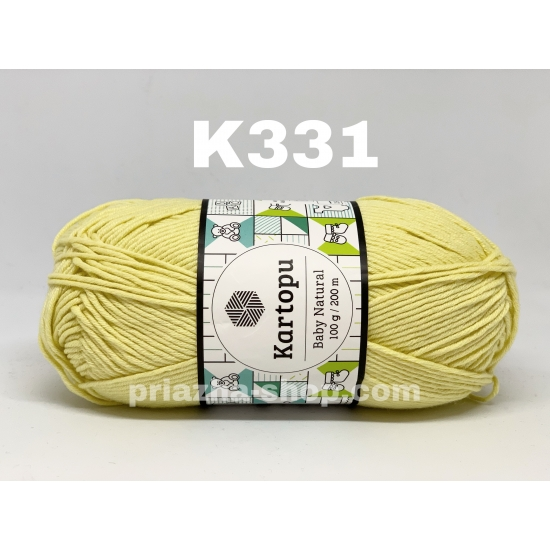Kartopu Baby Natural K331