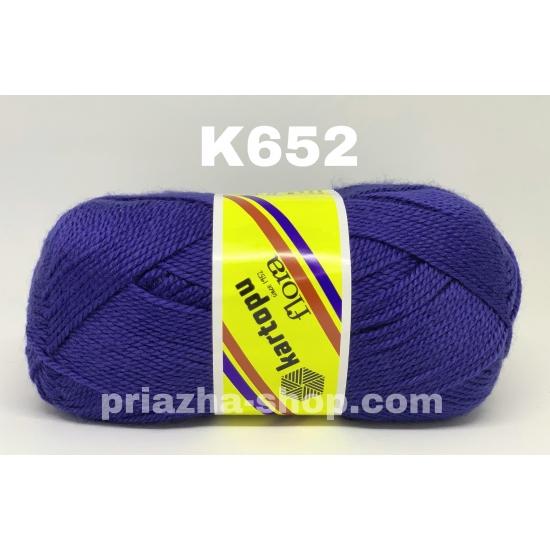 Kartopu Flora K652