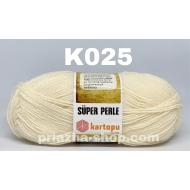 Kartopu Super Perle K025