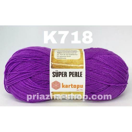 Kartopu Super Perle K718