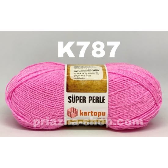 Kartopu Super Perle K787