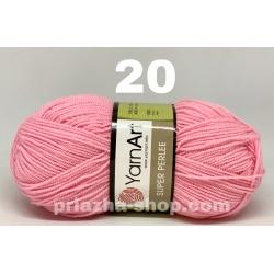 YarnArt Super Perlee 20
