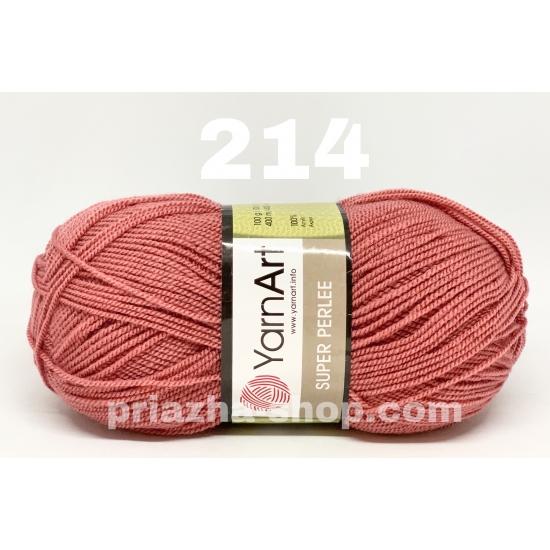 YarnArt Super Perlee 214