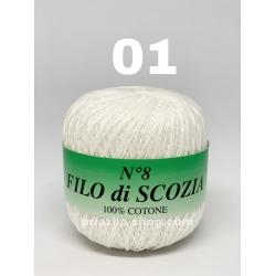 Titan Wool Filo di Scozia №8 01