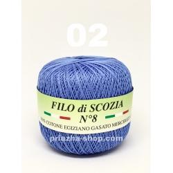 Titan Wool Filo di Scozia №8 02