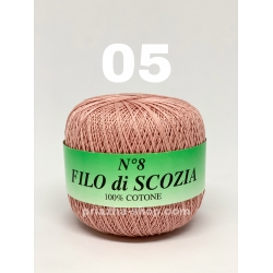 Titan Wool Filo di Scozia №8 05