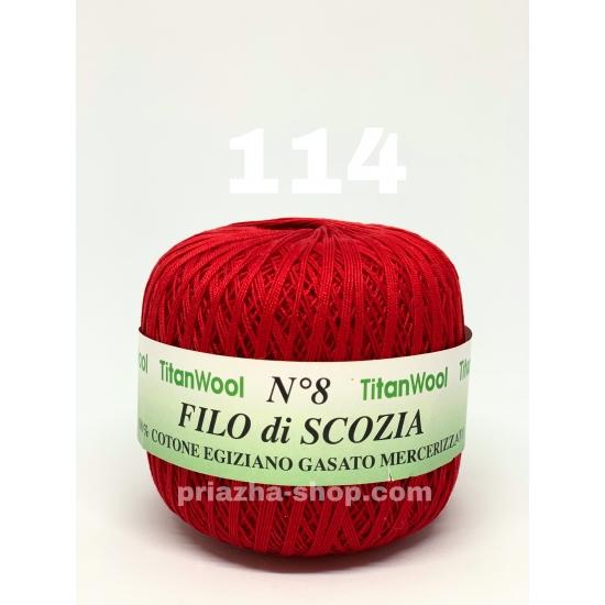 Titan Wool Filo di Scozia №8 114