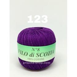 Titan Wool Filo di Scozia №8 123