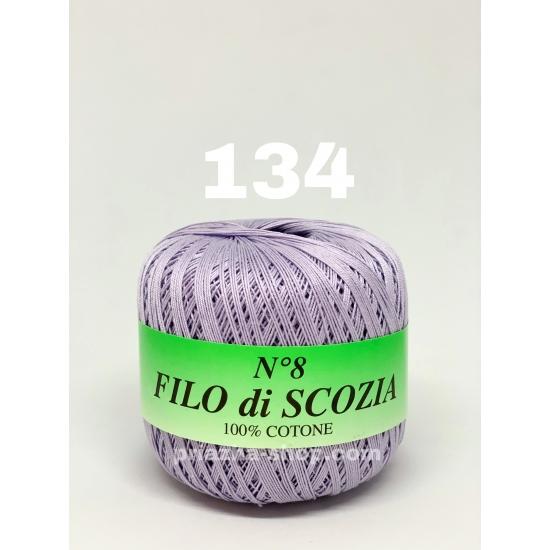 Titan Wool Filo di Scozia №8 134