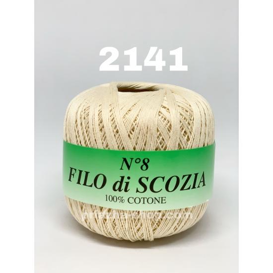 """пряжа titan wool filo di scozia №8 2141 ( титан вул фило ди скозия №8 ) для вязания детских легких ажурных изделий, ирландских кружев и аксессуаров для дома: скатертей, салфеток - купить в украине в интернет-магазине """"пряжа-shop"""" 909 priazha-shop.com 2"""