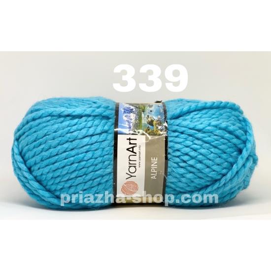 YarnArt Alpine 339