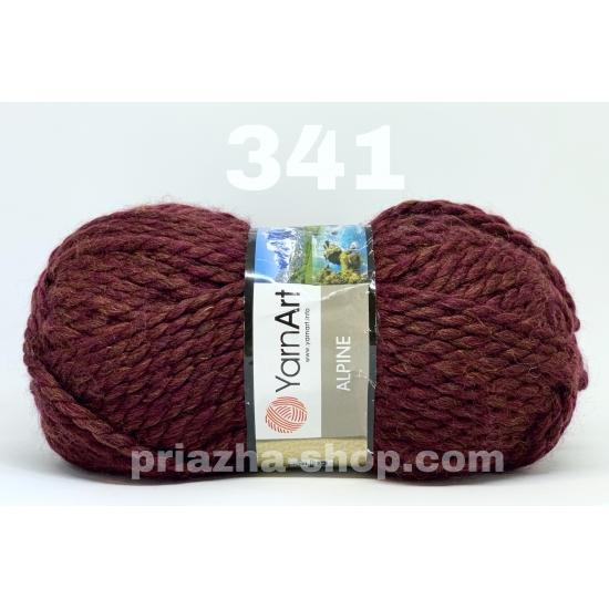 YarnArt Alpine 341
