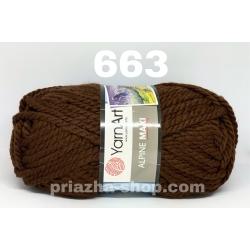 YarnArt Alpine Maxi 663