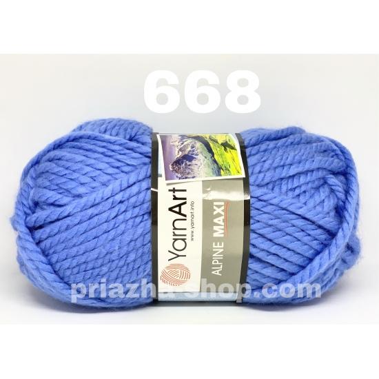 YarnArt Alpine Maxi 668