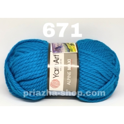 YarnArt Alpine Maxi 671