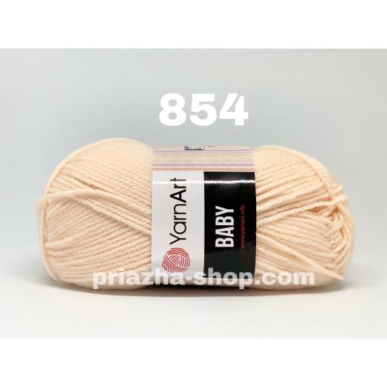 """пряжа yarnart baby 854 ( ярнарт беби ): одежда для взрослых и детей, игрушки, аксессуары для дома - доставка по всей украине из интернет-магазина """"пряжа-shop"""" 3249 priazha-shop.com 2"""