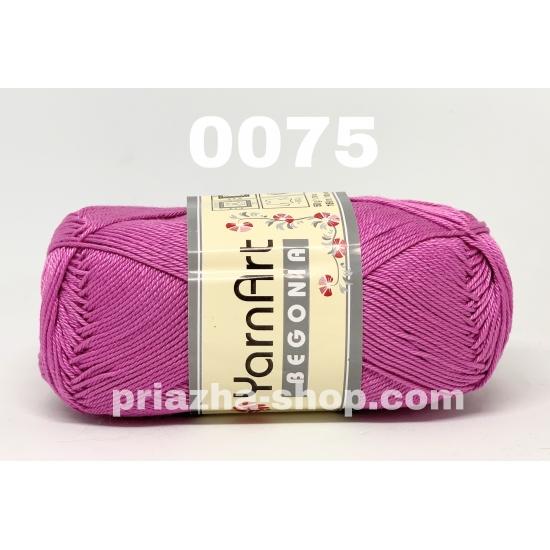 """пряжа yarnart begonia 0075 ( ярнарт бегония ) для вязания ажурных и детских шапочек, панамок, кофточек, одежды для детей и взрослых - в интернет-магазине """"пряжа-shop"""" 64 priazha-shop.com 2"""